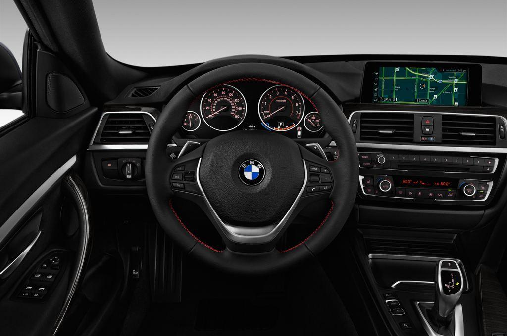BMW 3er GT Sport Line Limousine (2013 - heute) 5 Türen Lenkrad