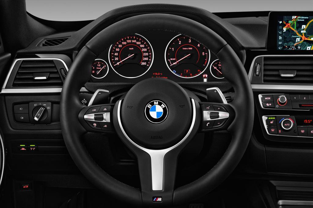 BMW 3er GT M Sport Limousine (2013 - heute) 5 Türen Lenkrad