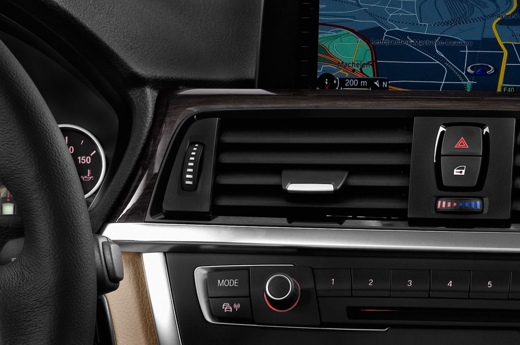 BMW 3er GT Luxury Line Limousine (2013 - heute) 5 Türen Lüftung