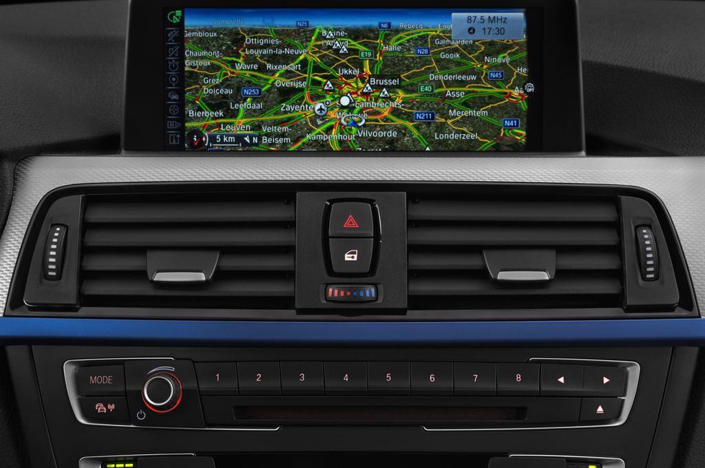 BMW 3er GT - Limousine (2013 - heute) 5 Türen Lüftung