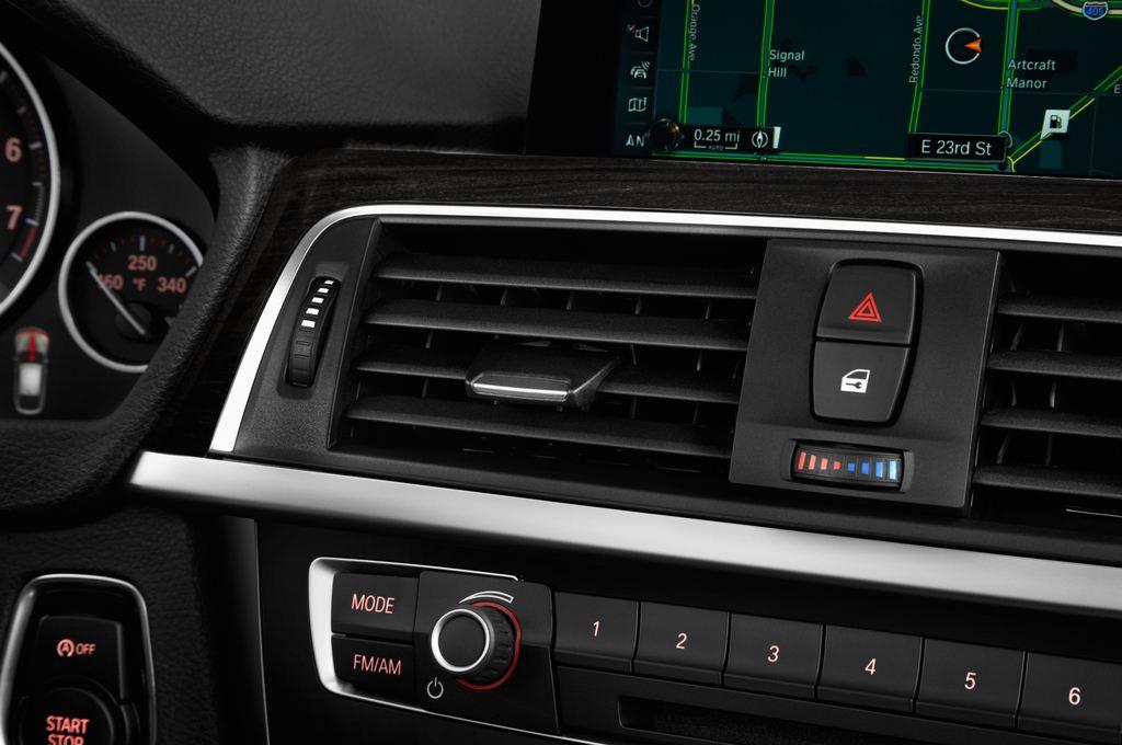 BMW 3er GT Sport Line Limousine (2013 - heute) 5 Türen Lüftung