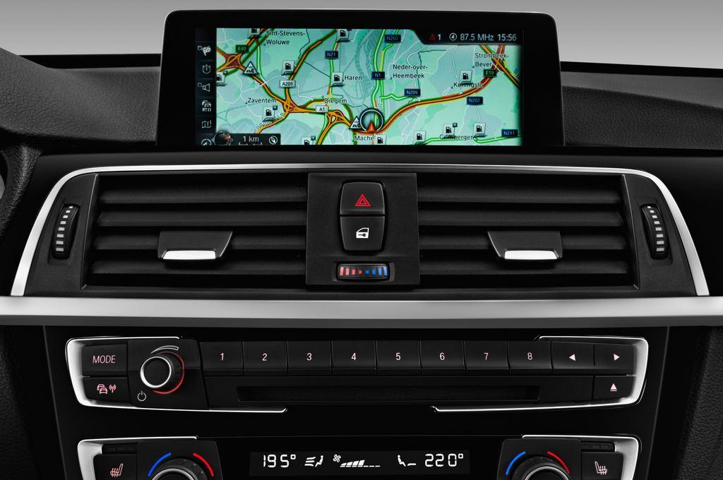 BMW 3er GT M Sport Limousine (2013 - heute) 5 Türen Lüftung