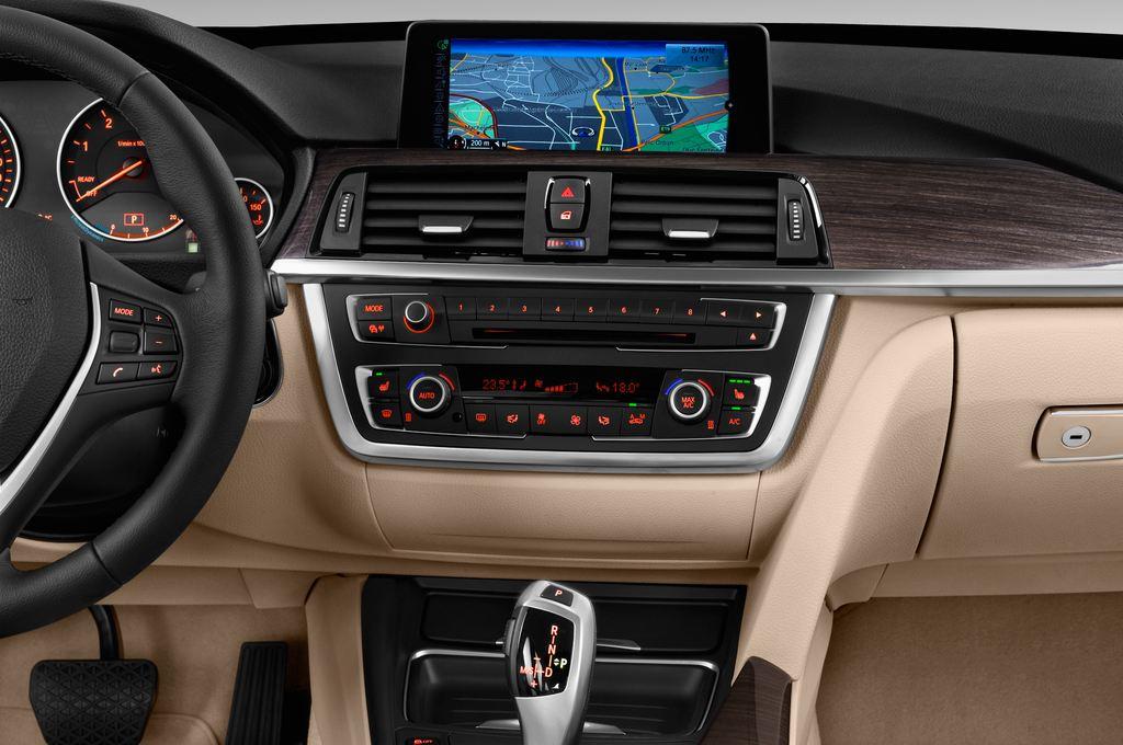 BMW 3er GT Luxury Line Limousine (2013 - heute) 5 Türen Mittelkonsole