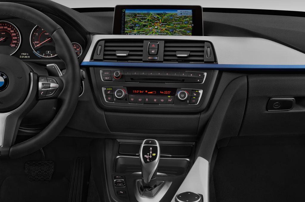 BMW 3er GT - Limousine (2013 - heute) 5 Türen Mittelkonsole
