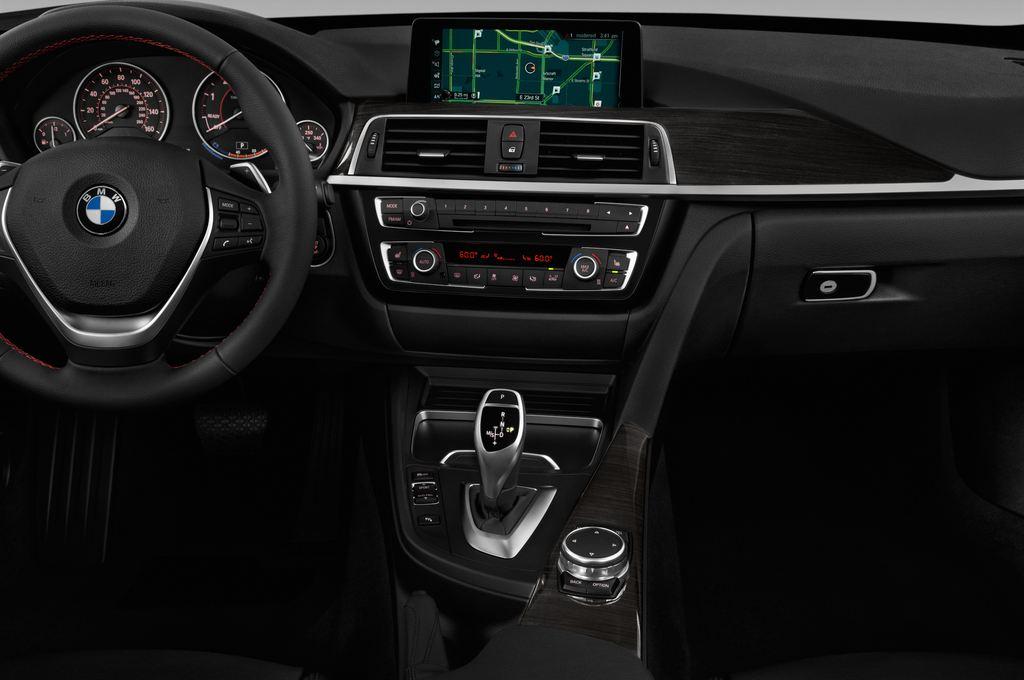 BMW 3er GT Sport Line Limousine (2013 - heute) 5 Türen Mittelkonsole