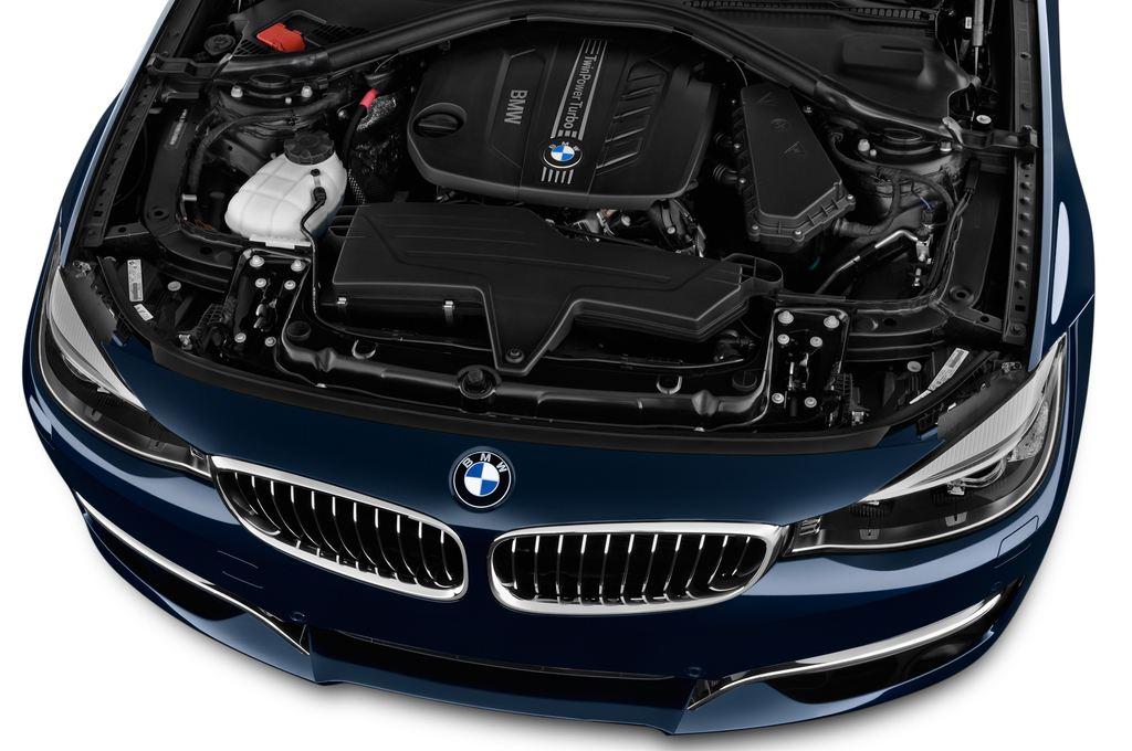 BMW 3er GT Luxury Line Limousine (2013 - heute) 5 Türen Motor