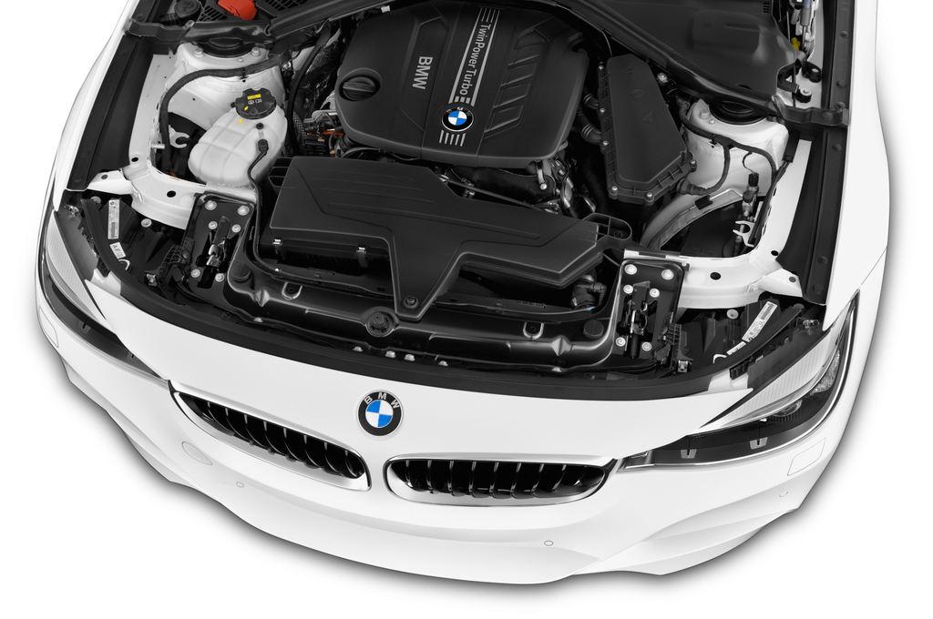 BMW 3er GT - Limousine (2013 - heute) 5 Türen Motor