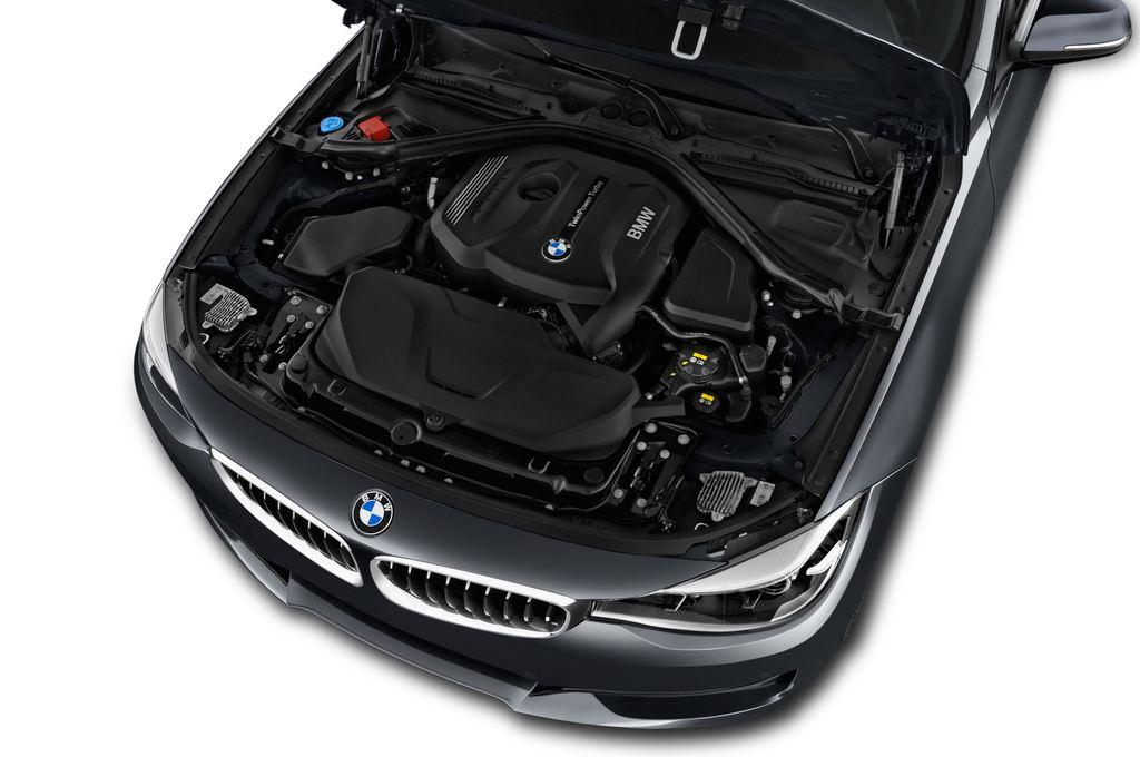 BMW 3er GT Sport Line Limousine (2013 - heute) 5 Türen Motor