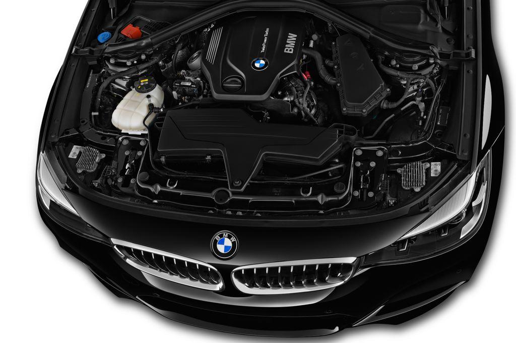BMW 3er GT M Sport Limousine (2013 - heute) 5 Türen Motor