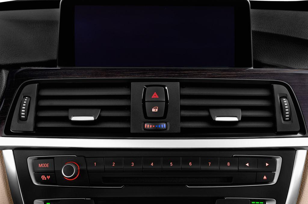BMW 3er GT Luxury Line Limousine (2013 - heute) 5 Türen Radio und Infotainmentsystem