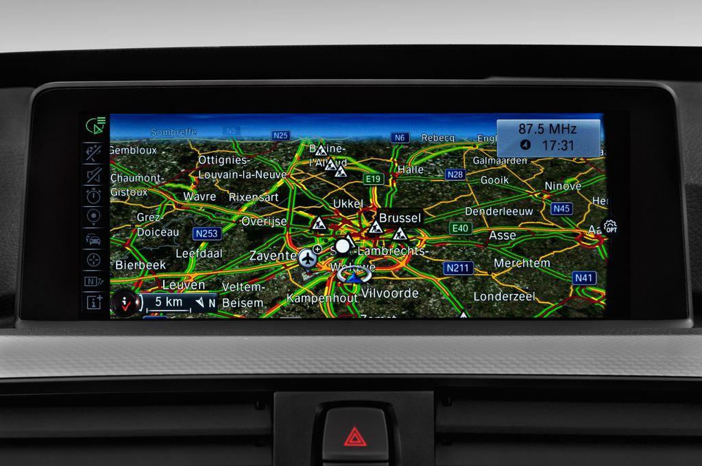 BMW 3er GT - Limousine (2013 - heute) 5 Türen Radio und Infotainmentsystem