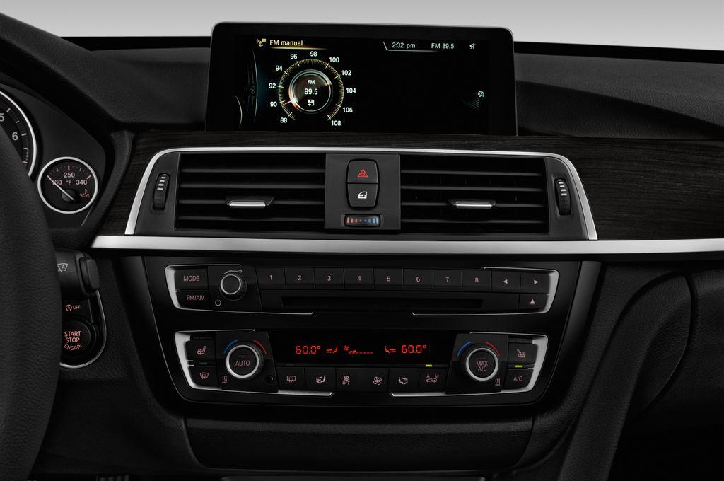 BMW 3er GT Sport Line Limousine (2013 - heute) 5 Türen Radio und Infotainmentsystem