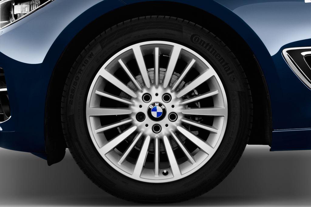 BMW 3er GT Luxury Line Limousine (2013 - heute) 5 Türen Reifen und Felge