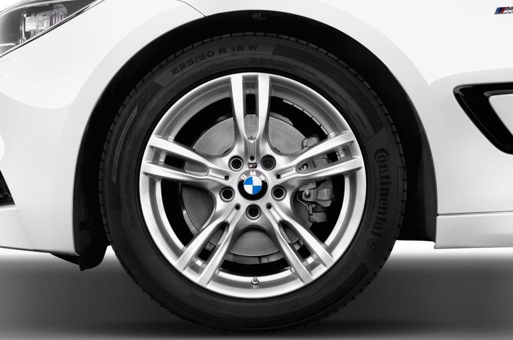 BMW 3er GT - Limousine (2013 - heute) 5 Türen Reifen und Felge