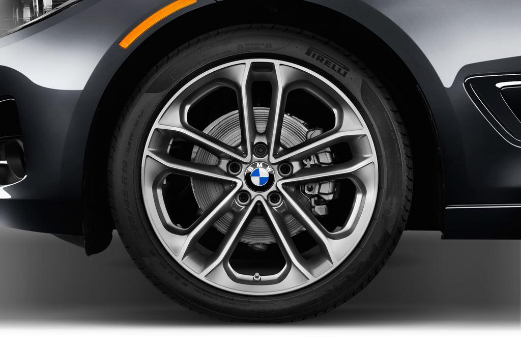 BMW 3er GT Sport Line Limousine (2013 - heute) 5 Türen Reifen und Felge
