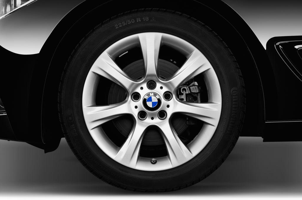 BMW 3er GT M Sport Limousine (2013 - heute) 5 Türen Reifen und Felge