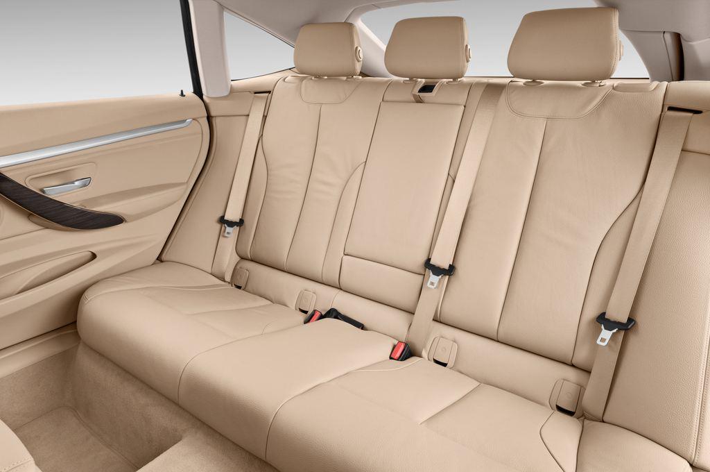 BMW 3er GT Luxury Line Limousine (2013 - heute) 5 Türen Rücksitze