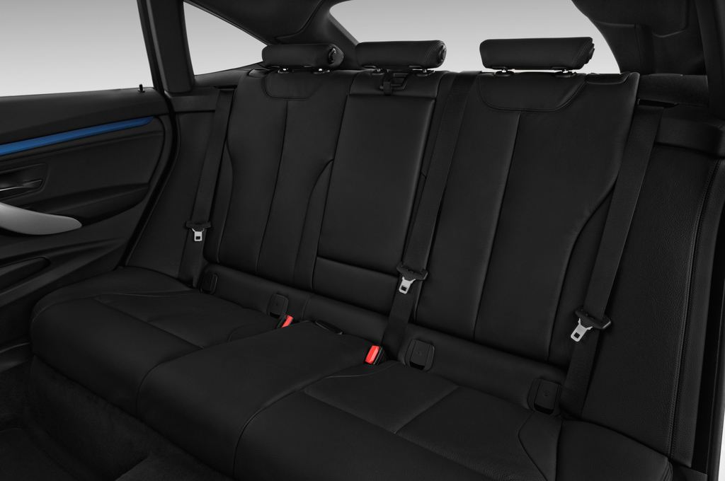 BMW 3er GT - Limousine (2013 - heute) 5 Türen Rücksitze