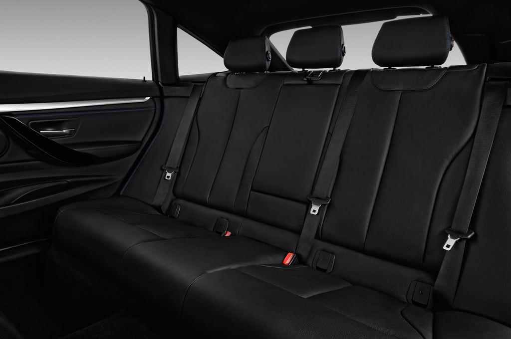 BMW 3er GT M Sport Limousine (2013 - heute) 5 Türen Rücksitze