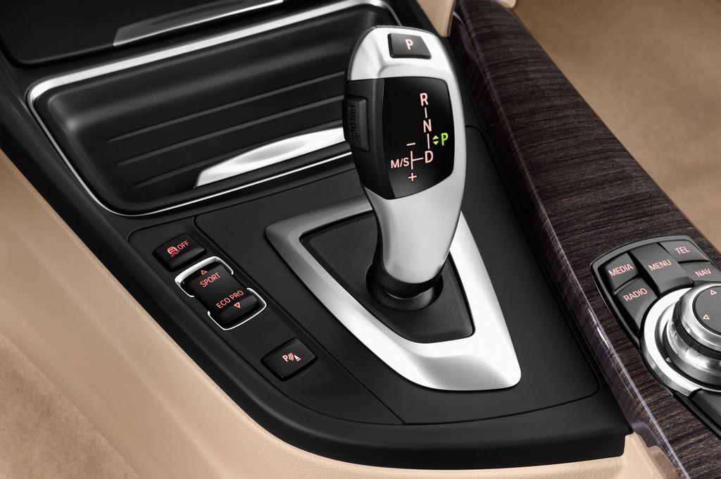 BMW 3er GT Luxury Line Limousine (2013 - heute) 5 Türen Schalthebel
