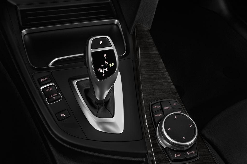 BMW 3er GT Sport Line Limousine (2013 - heute) 5 Türen Schalthebel