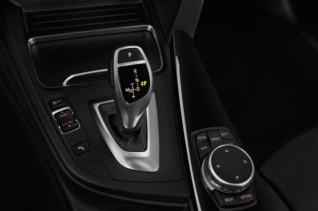 BMW 3er GT M Sport Limousine (2013 - heute) 5 Türen Schalthebel