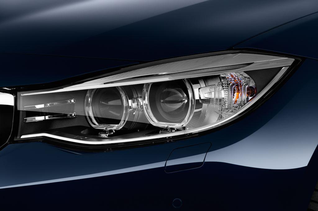 BMW 3er GT Luxury Line Limousine (2013 - heute) 5 Türen Scheinwerfer