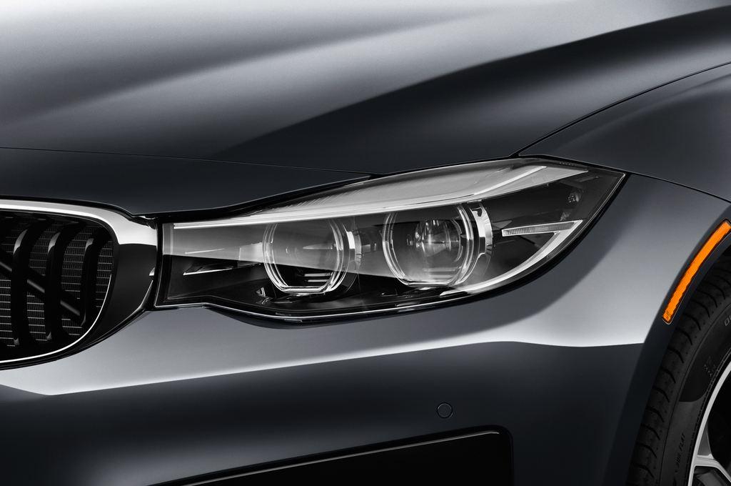 BMW 3er GT Sport Line Limousine (2013 - heute) 5 Türen Scheinwerfer