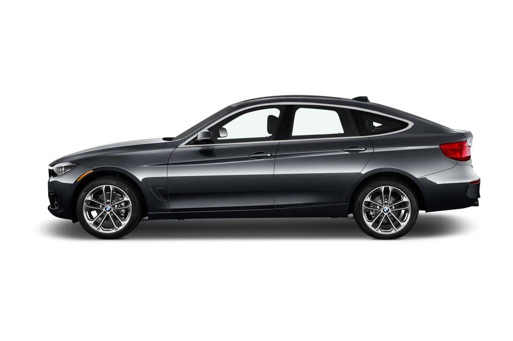 BMW 3er GT Sport Line Limousine (2013 - heute) 5 Türen Seitenansicht