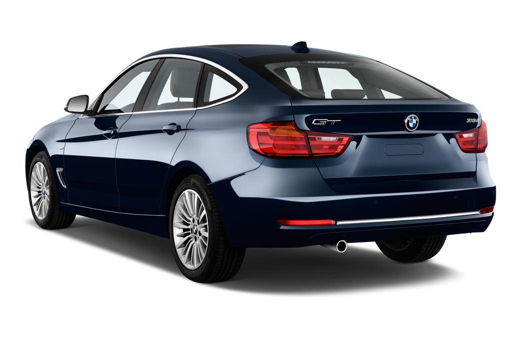 BMW 3er GT Luxury Line Limousine (2013 - heute) 5 Türen seitlich hinten