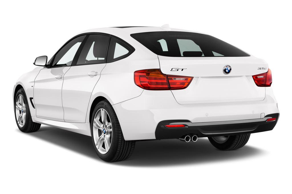 BMW 3er GT - Limousine (2013 - heute) 5 Türen seitlich hinten