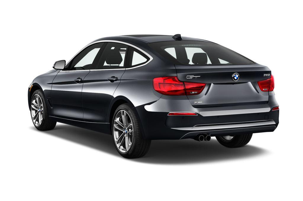 BMW 3er GT Sport Line Limousine (2013 - heute) 5 Türen seitlich hinten