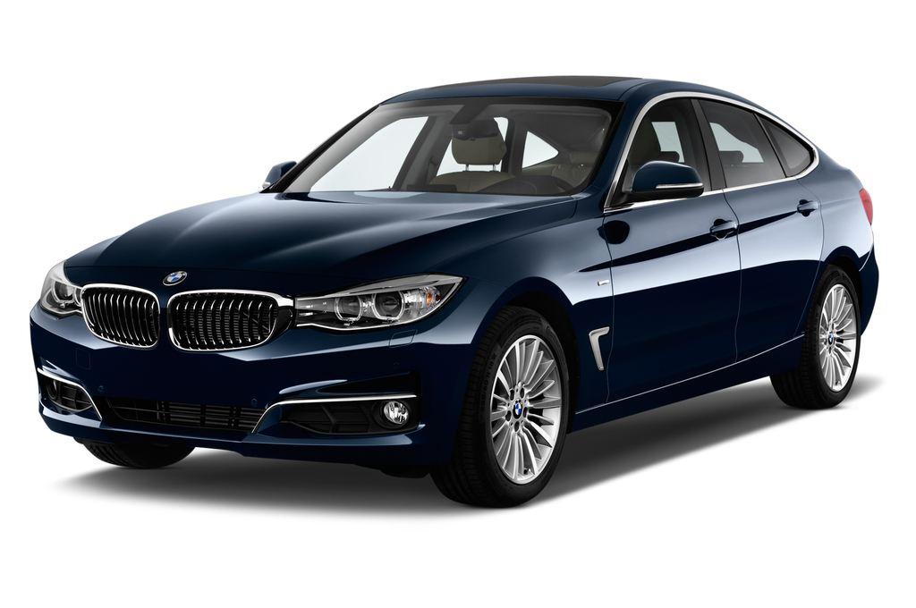 BMW 3er GT Luxury Line Limousine (2013 - heute) 5 Türen seitlich vorne