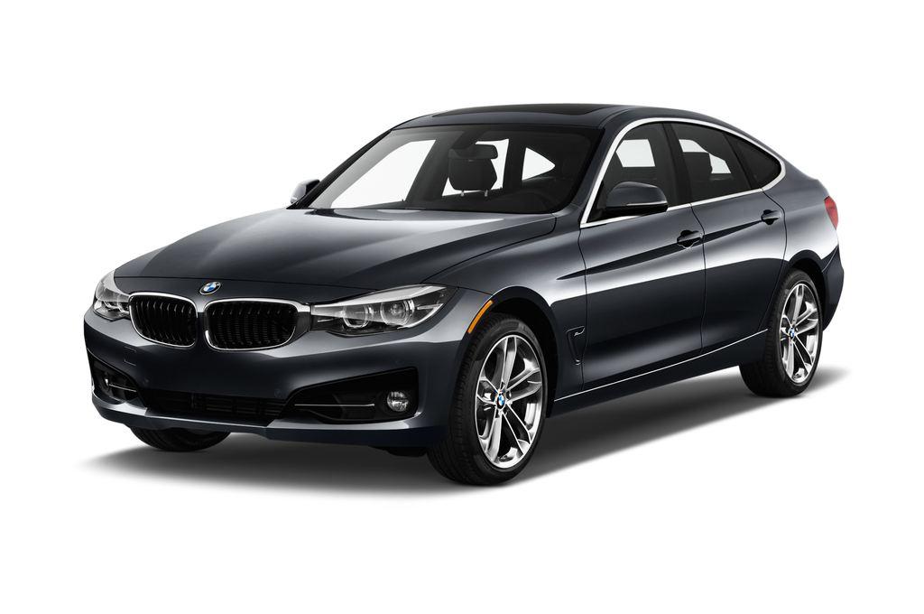 BMW 3er GT Sport Line Limousine (2013 - heute) 5 Türen seitlich vorne