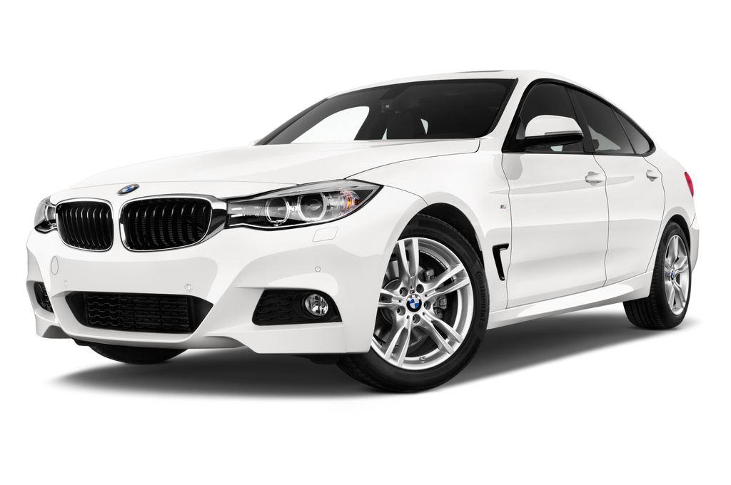 BMW 3er GT - Limousine (2013 - heute) 5 Türen seitlich vorne mit Felge