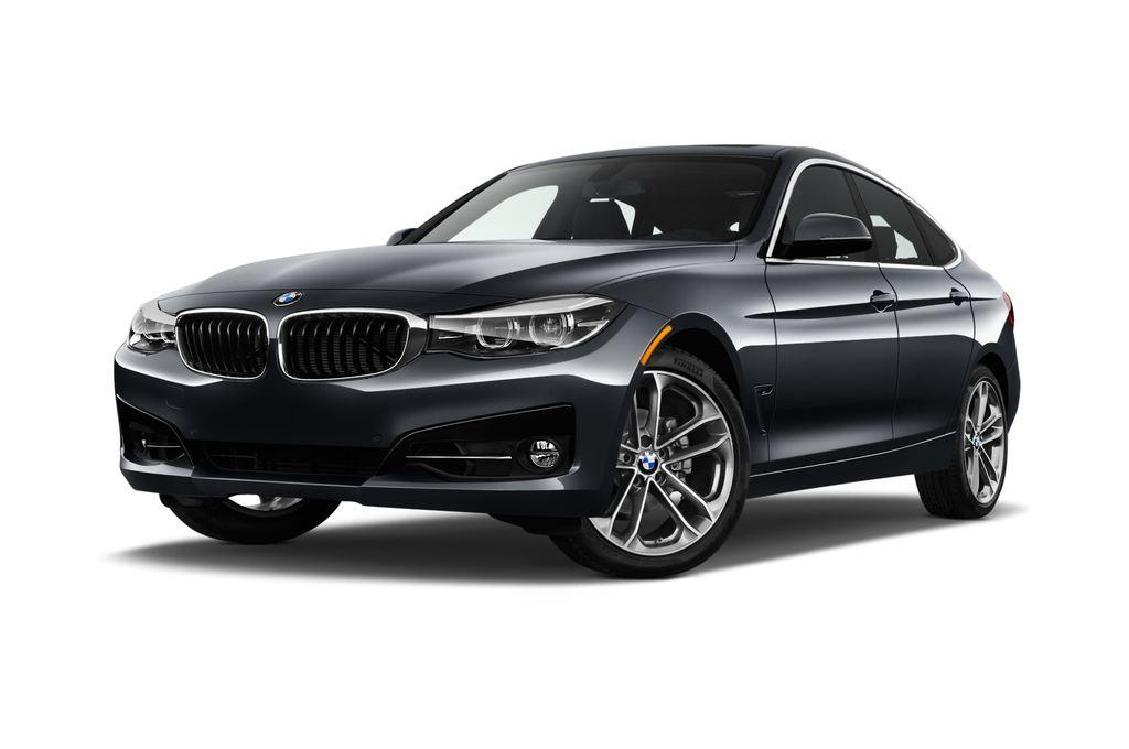 BMW 3er GT Sport Line Limousine (2013 - heute) 5 Türen seitlich vorne mit Felge