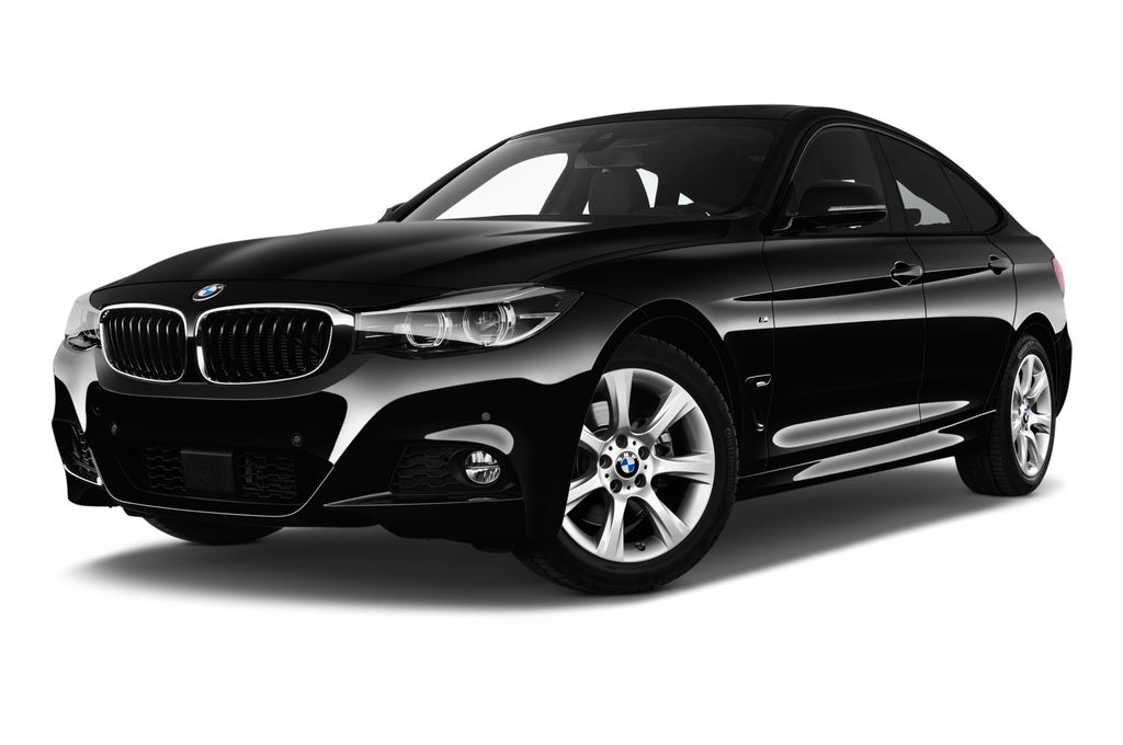 BMW 3er GT M Sport Limousine (2013 - heute) 5 Türen seitlich vorne mit Felge