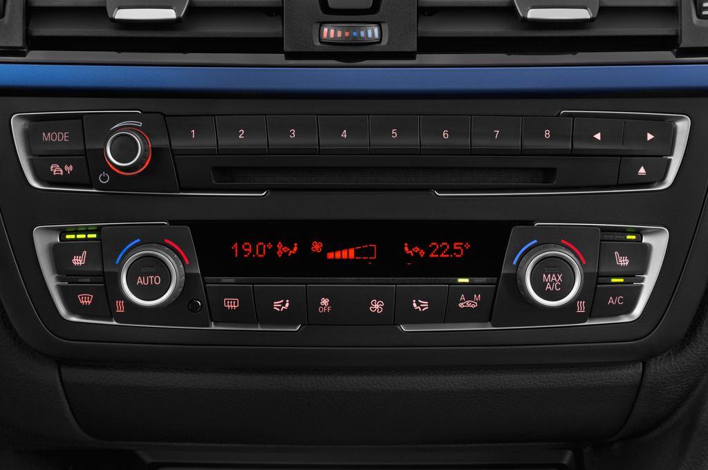 BMW 3er GT - Limousine (2013 - heute) 5 Türen Temperatur und Klimaanlage