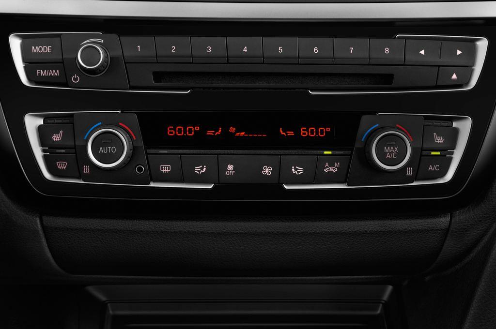 BMW 3er GT Sport Line Limousine (2013 - heute) 5 Türen Temperatur und Klimaanlage
