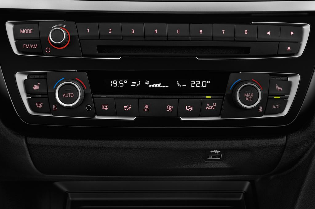 BMW 3er GT M Sport Limousine (2013 - heute) 5 Türen Temperatur und Klimaanlage