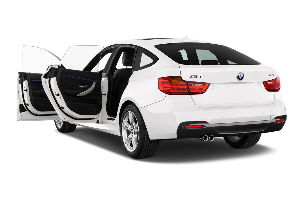 BMW 3er GT - Limousine (2013 - heute) 5 Türen Tür geöffnet