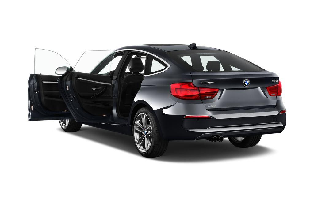 BMW 3er GT Sport Line Limousine (2013 - heute) 5 Türen Tür geöffnet