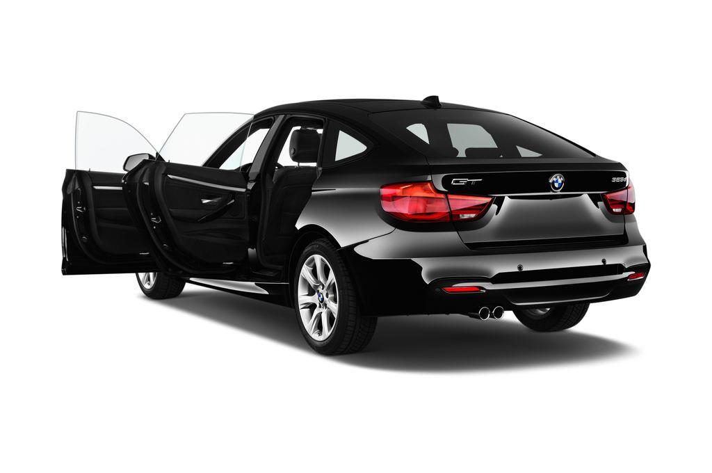 BMW 3er GT M Sport Limousine (2013 - heute) 5 Türen Tür geöffnet