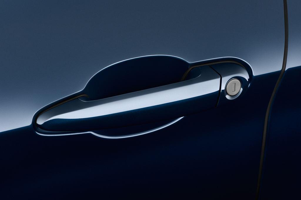 BMW 3er GT Luxury Line Limousine (2013 - heute) 5 Türen Türgriff