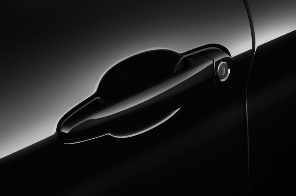 BMW 3er GT M Sport Limousine (2013 - heute) 5 Türen Türgriff