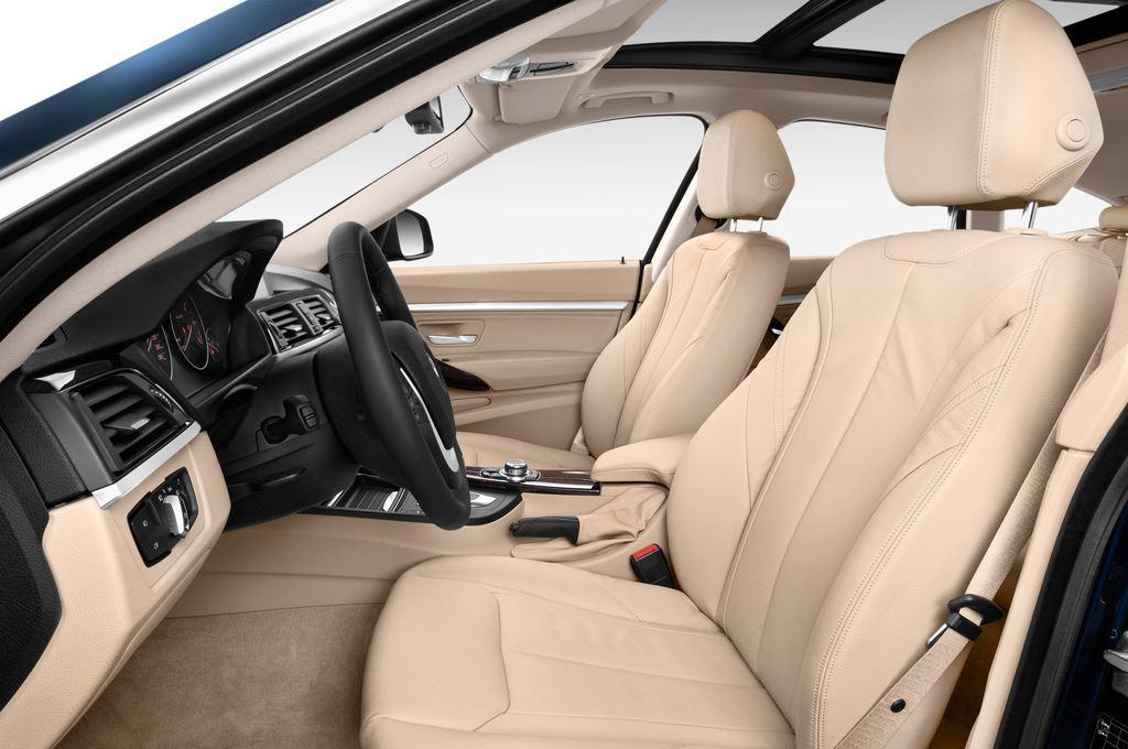 BMW 3er GT Luxury Line Limousine (2013 - heute) 5 Türen Vordersitze