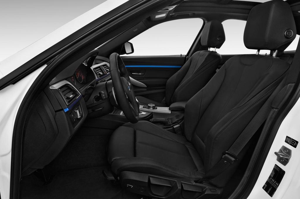 BMW 3er GT - Limousine (2013 - heute) 5 Türen Vordersitze