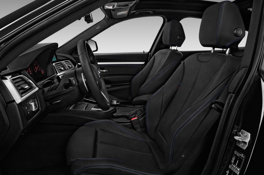 BMW 3er GT M Sport Limousine (2013 - heute) 5 Türen Vordersitze
