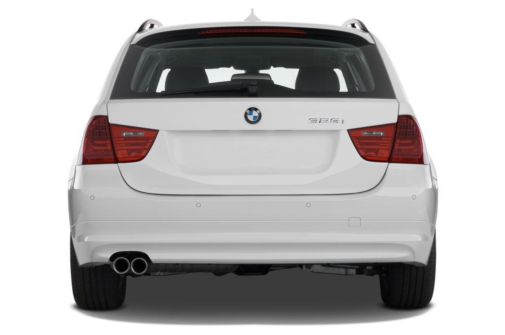 BMW 3er 325i Touring Kombi (2005 - 2013) 5 Türen Heckansicht