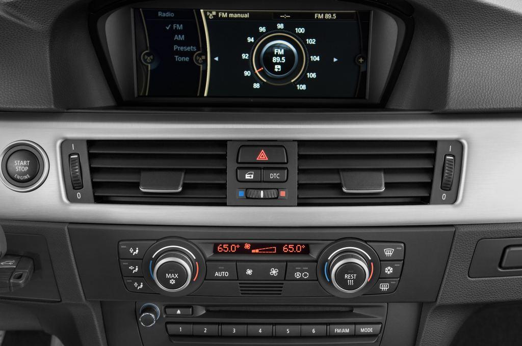 BMW 3er 325i Touring Kombi (2005 - 2013) 5 Türen Lüftung